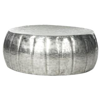 See Details - Dara Coffee Table - Silver