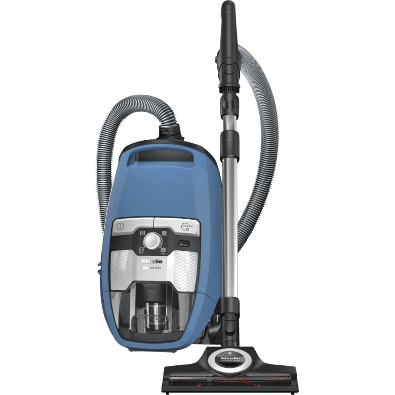 Blizzard CX1 TurboTeam PowerLine - SKCE0 - Bagless canister vacuum cleaners with turbo brush for hard floor and low, medium-pile carpeting.