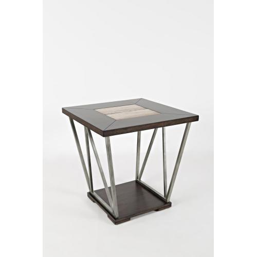 Leonardo End Table