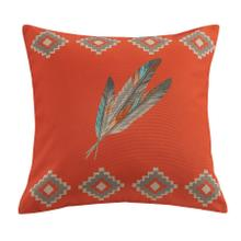 See Details - Feather Outdoor Pillow, 20x20