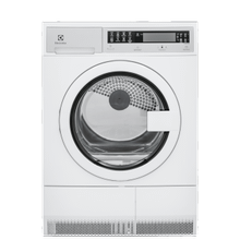View Product - Front Load Compact Dryer with IQ-Touch® Controls - 4.0 Cu. Ft.