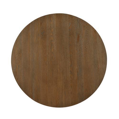 Bassett Furniture - Tavern Oak Round Table