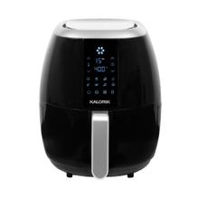 Kalorik 3.2 Quart Touchscreen Air Fryer, Black