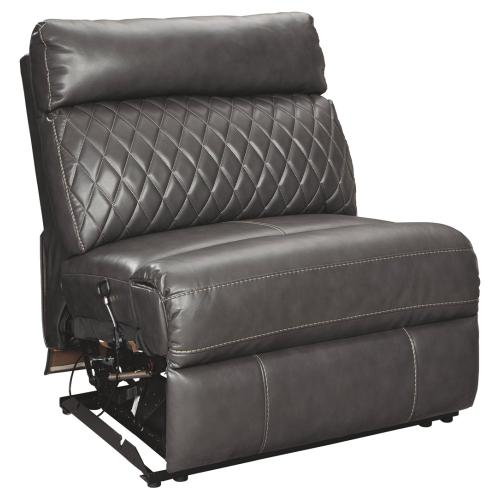 Signature Design By Ashley - Samperstone Armless Recliner