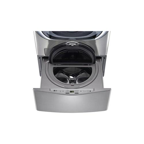 1.0 cu. ft. LG SideKick™ Pedestal Washer, LG TWINWash™ Compatible