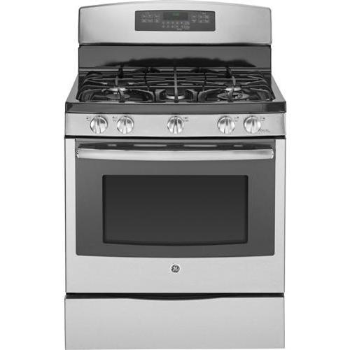 "GE Profile - GE Profile™ Series 30"" Free-Standing Self Clean Gas Range"