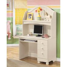 Cottage Retreat Bedroom Desk Hutch