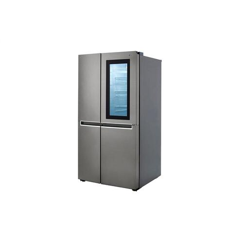 27 cu. ft. Side-By-Side InstaView™ Door-in-Door® Refrigerator