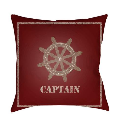 """Captain LAKE-004 18""""H x 18""""W"""