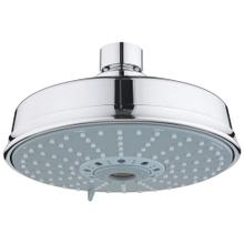 See Details - Rainshower Rustic 160 Shower Head, 6 - 4 Sprays, 2.5 Gpm