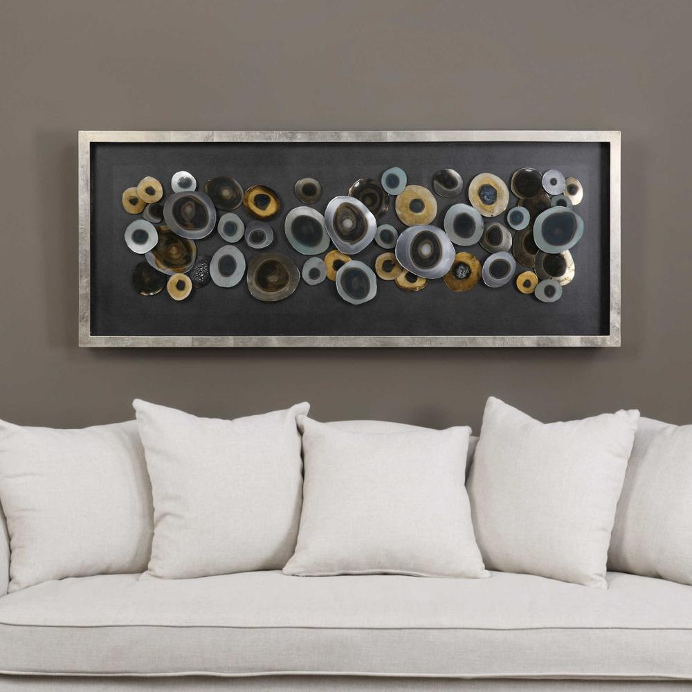 See Details - Discs Shadow Box