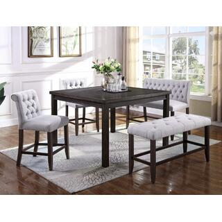 Palmer Counter Height 5-piece Dining Set