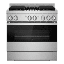 "36"" NOIR™ Gas Professional-Style Range with Infrared Grill"