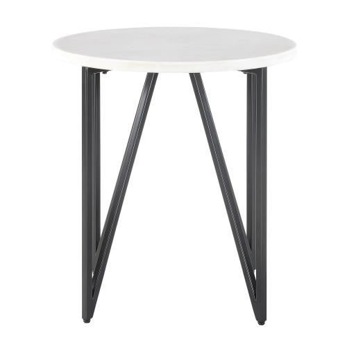 Cedric Round End Table