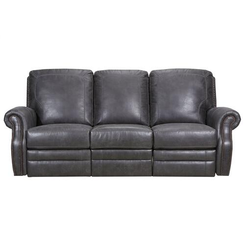 Lane Home Furnishings - Badlands Dark Grey Reclining Sofa Only (57003)