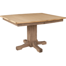 See Details - Frederick Single Pedestal Table Extension