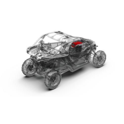 Rockford Fosgate - Stereo kit for 2017+ Maverick X3 models
