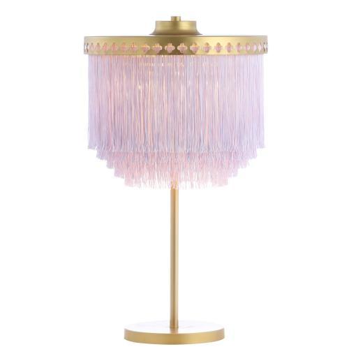 Dreamer Lamp - Gold / Lavender