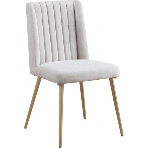"Eleanor Linen Dining Chair - 20"" W x 23.5"" D x 35.5"" H"