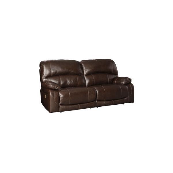 See Details - Hallstrung Power Reclining Sofa