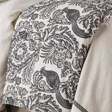 See Details - Augusta French Toile Duvet Cover - Super King