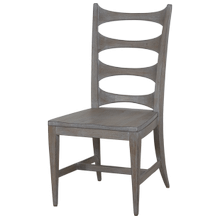 See Details - Side Chair with Wood Seat