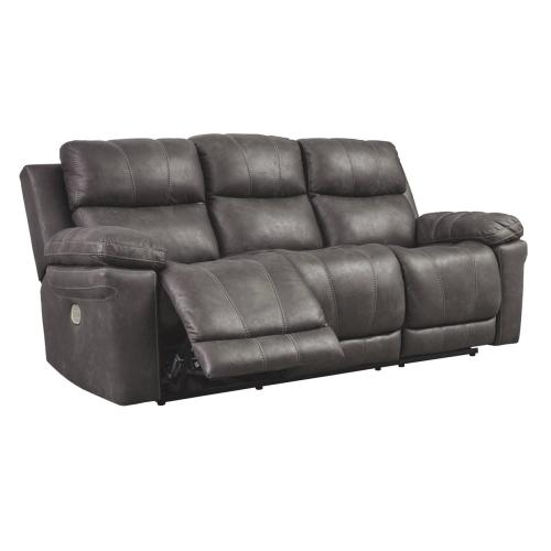 Erlangen Power Reclining Sofa w/ Adjustable Headrests