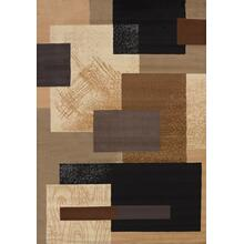 Medium - Manhattan Soho Brown 6x9 Rug