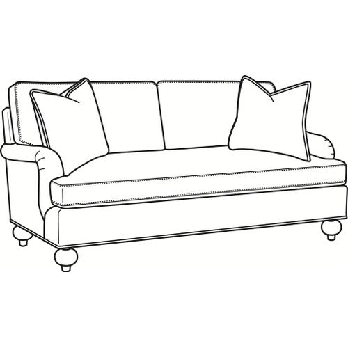 Victoria Bench Seat Loveseat