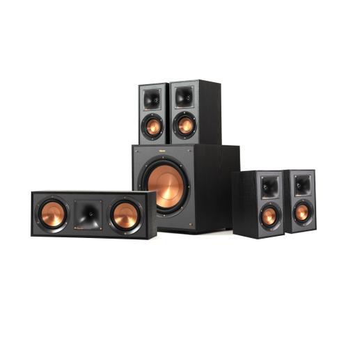 Klipsch - R-41M 5.1 Home Theater System