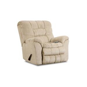 Simmons Upholstery - Rocker Recliner With Heat & Massage