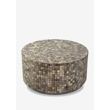 See Details - New Hampton Round Cocktail Table