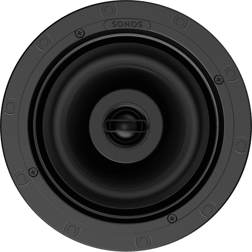 Black- In-Ceiling Speaker (Pair)
