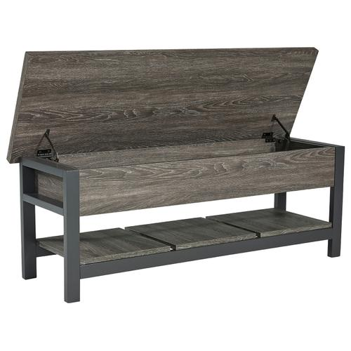Rhyson Storage Bench