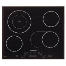 KitchenAid® 24-Inch, 4-Element Electric Cooktop - Stainless Steel