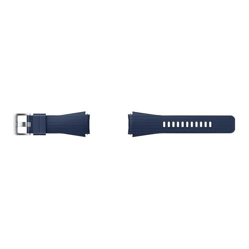 Silicone Band (22mm) Blue