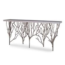 See Details - Forest Console Table - Champagne