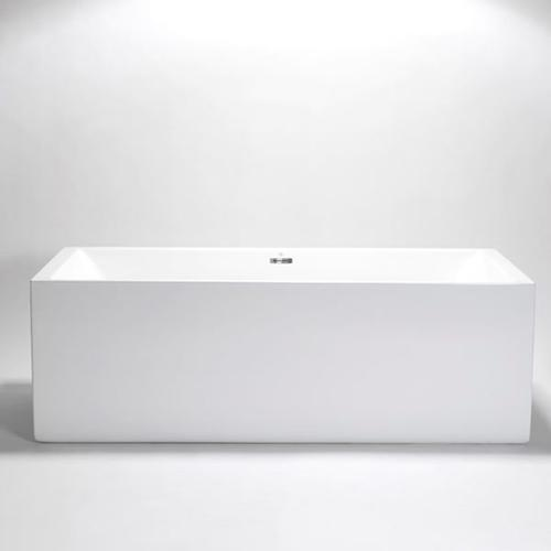 "box freestanding or alcove acrylic bathtub 71""x31 1/2""x23 1/2"""