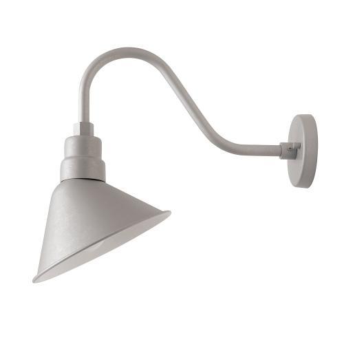 """Capital Lighting - 14.5"""" Gooseneck Arm with Wall Mount Bracket"""