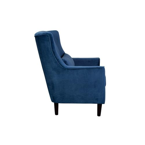 Kate Blue Accent Chair, AC932