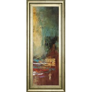 "Classy Art - ""Villarreal Santos III"" By Abulia Framed Print Wall Art"