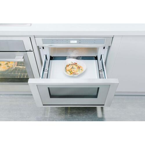 MicroDrawer® Microwave 30'' Stainless Steel MD30WS