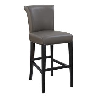 "Briar III 30"" Bar Stool Gray"