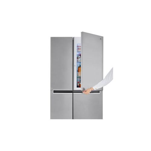 Product Image - 27 cu. ft. Side-By-Side Door-in-Door® Refrigerator