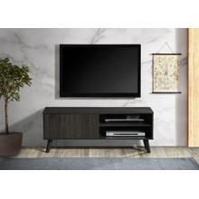 "See Details - 2034 DARK ESPRESSO Faux Wood TV Stand - 47"" L"