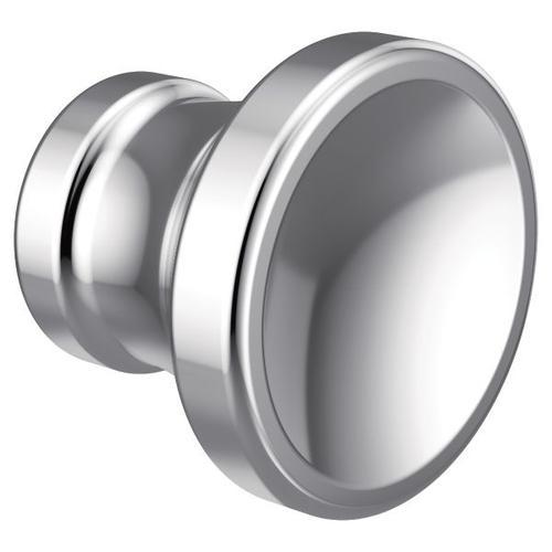 Colinet chrome drawer knob