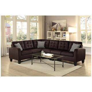 Sinclair 2-Piece Reversible Sectional