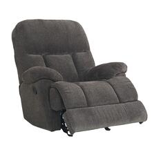 Harmon Manual Motion Glider Recliner, Ash