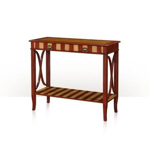 Theodore Alexander - Parisian Console, Rouge & Ivory
