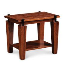 View Product - B&O Railroad Spike Chair Side Table